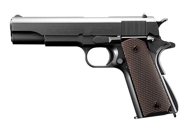 REPLIQUE DE POING AIRSOFT M1911A1 GOVERNMENT GBB - TOKYO MARUI