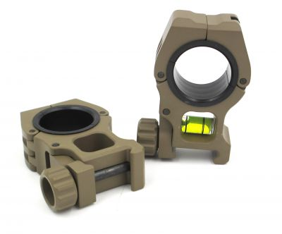 ANNEAUX DE MONTAGE M10 - 25.4MM/30MM - DE [AIM-O]