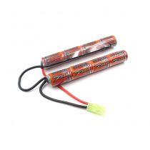 Batterie (9.6v 1600mAh) (Double Stick) - VB Power