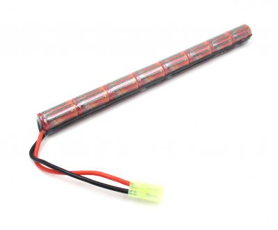 Batterie (9.6v 1600mAh) (Stick) - VB Power