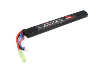 Batterie LiPo (11.1v 900mAh) (15C) - ActionSportGames