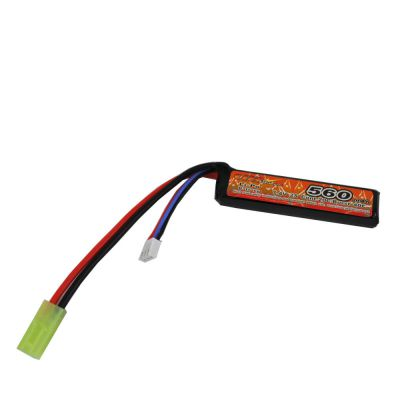 BATTERIE LIPO 7.4V 560MAH 20C - VB POWER