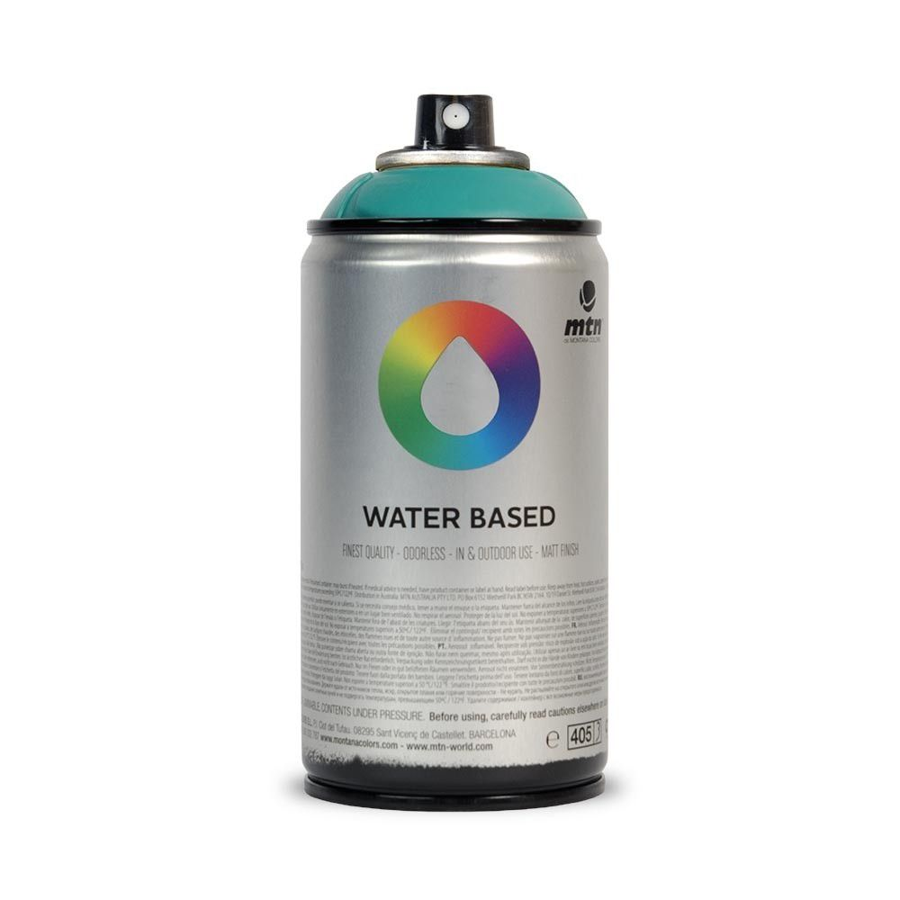 BOMBE DE PEINTURE MTN WATER BASED 300ML - MONTANA COLORS
