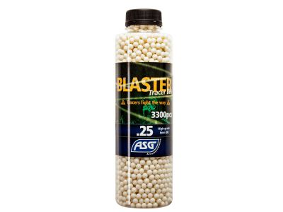 BOUTEILLE TRACANTES 3300 BILLES 0.25GR - ASG