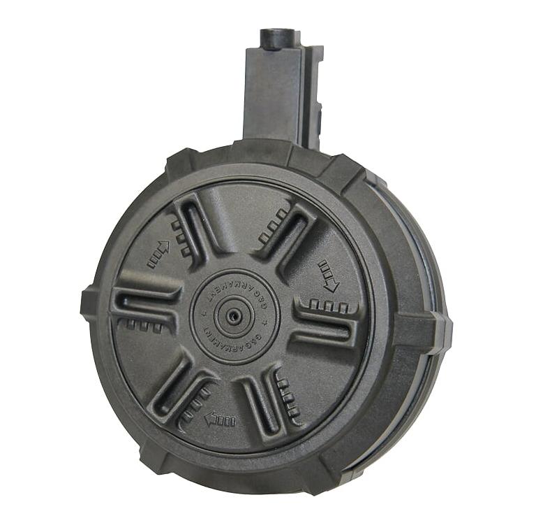 Chargeur (Drum) 1500 billes MP5 - G&G Armament