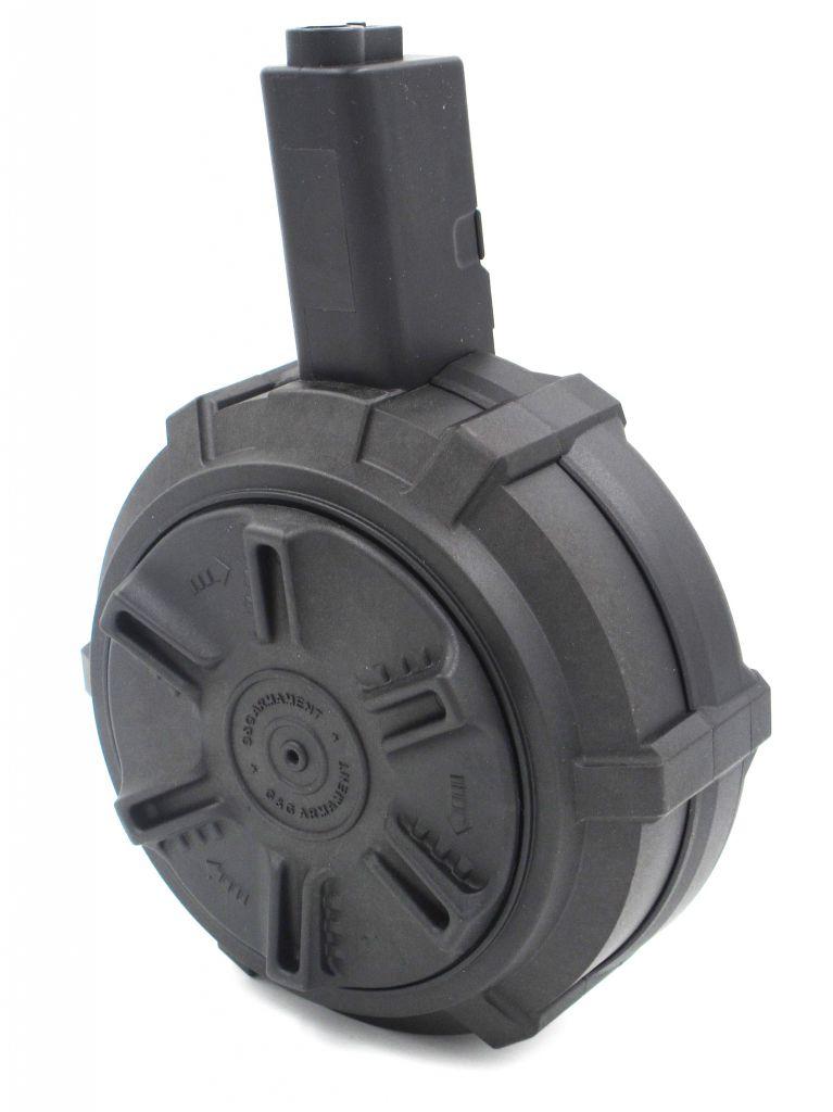 CHARGEUR DRUM 1500RD - ARP9 [G&G ARMAMENT]