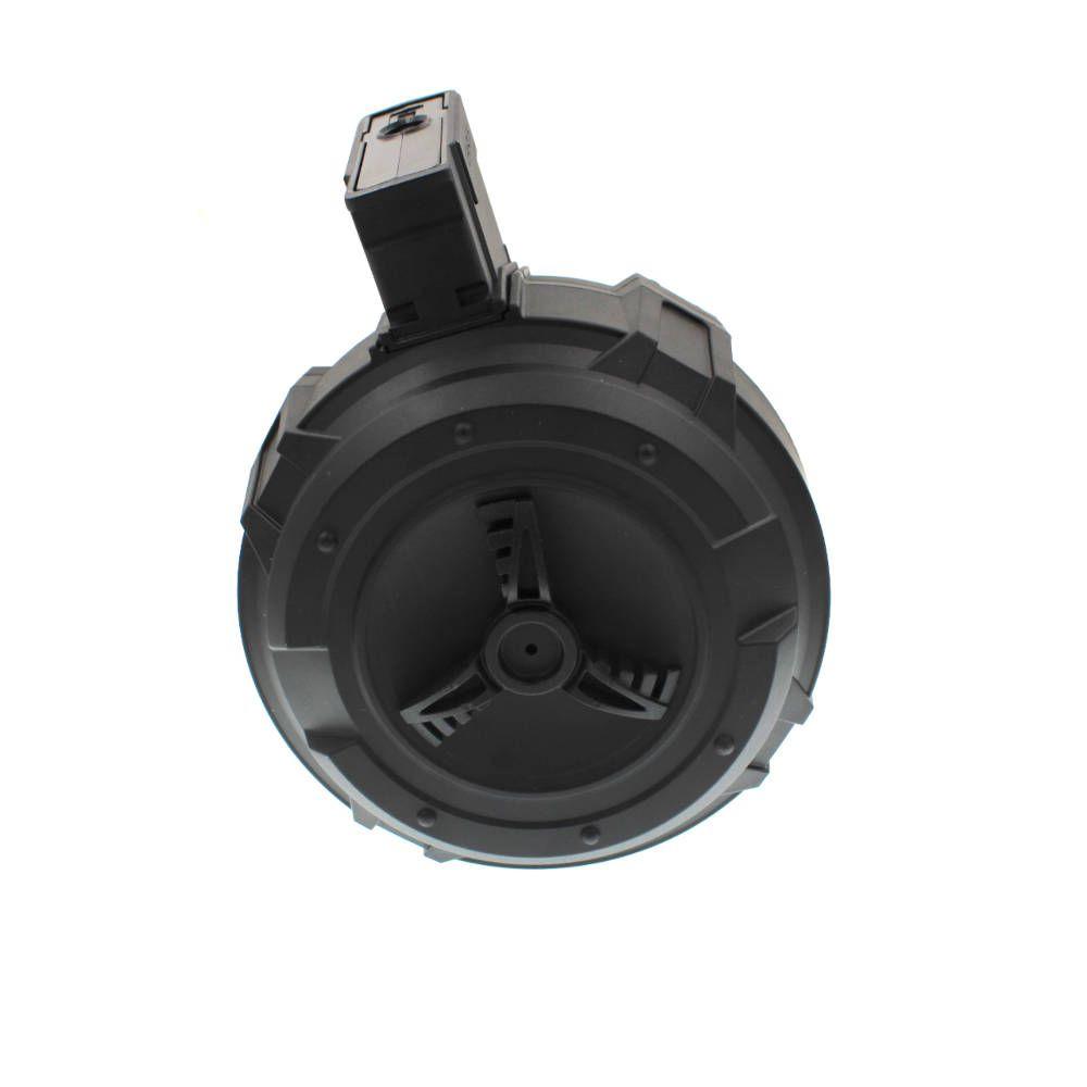 CHARGEUR DRUM 2200 BILLES MANUEL POUR REPLIQUE RK - G&G