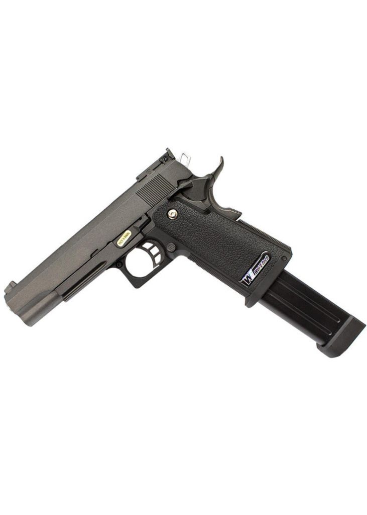 CHARGEUR HI-CAPA 50RDS - GREEN GAS - EXTENDED - WE