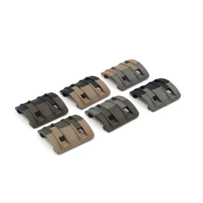 Clips modulables 22mm (OLV, DE, BK, FG) 32pcs - FMA