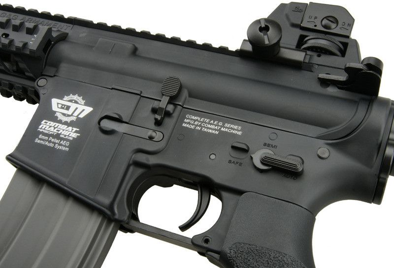 CM16 Raider (Combat Machine) - G&G Armament