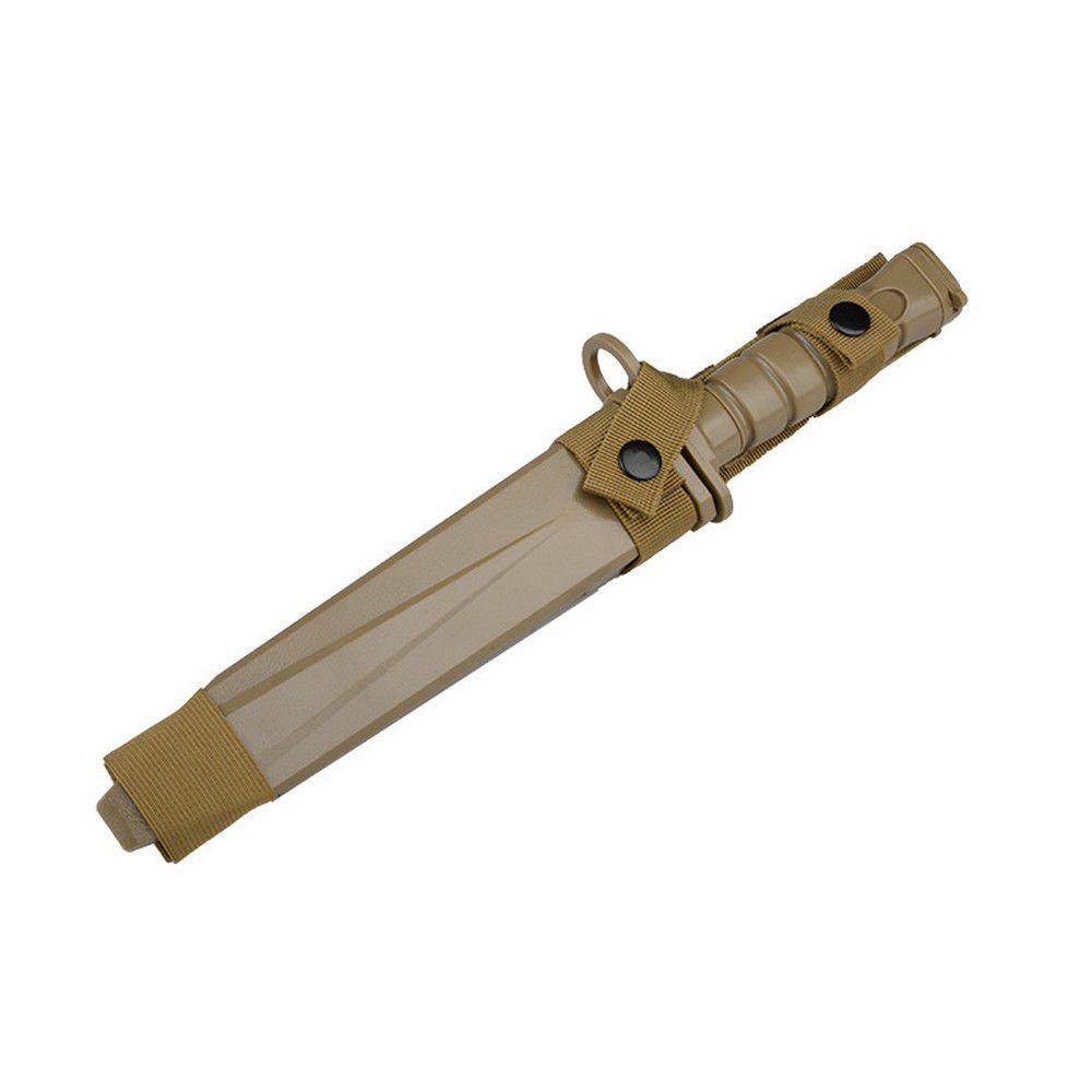Couteau plastique (M10) Coyote Tan - ACM