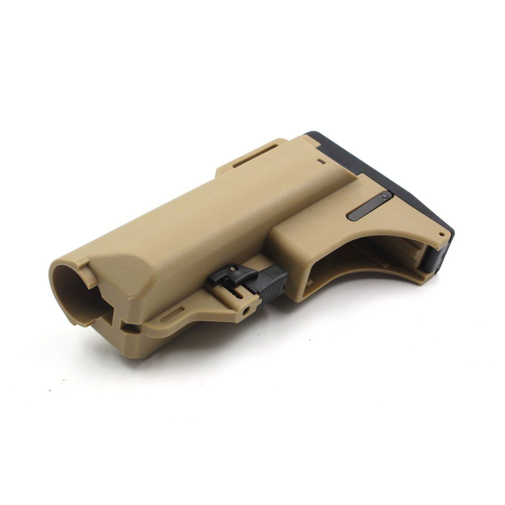 Crosse tactique (STANAG) Dark Earth - Slong Airsoft