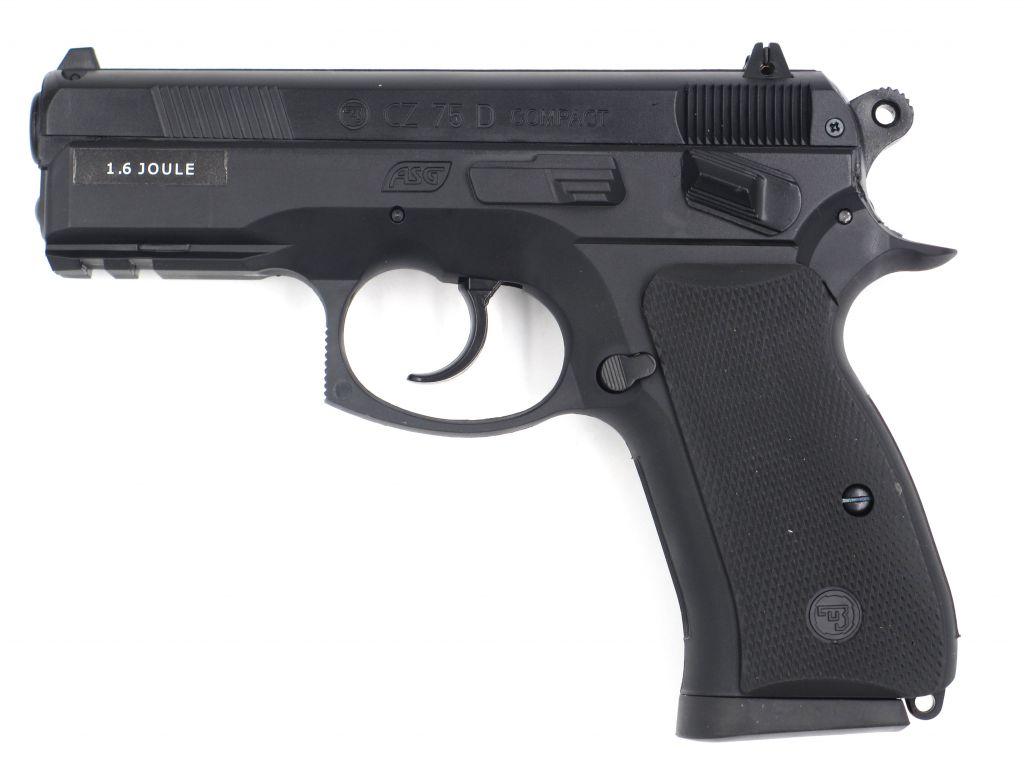 CZ75D COMPACT GNB  - ASG
