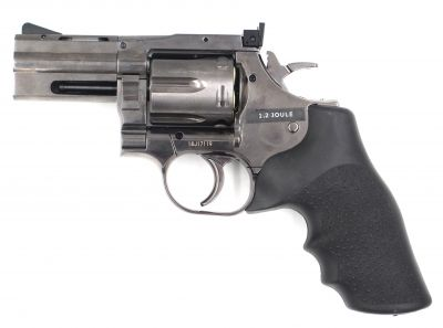 "DAN WESSON 715 2.5"" LOW POWER - STEEL GREY - ASG"