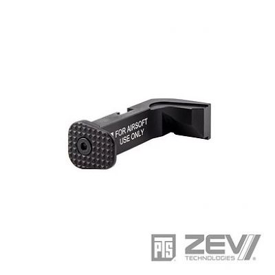 EXTENDED MAGAZINE RELEASE POUR REPLIQUE DE POING AIRSOFT GLOCK TM - PTS