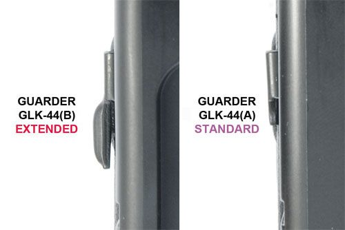 EXTENDED SLIDE STOP - G-SERIES TM [GUARDER]