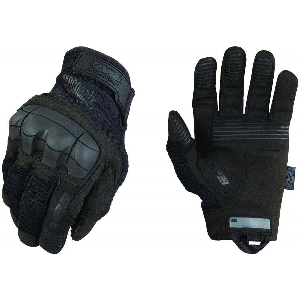 Gants d\'intervention coqués M-Pact 3 (Noir) - Mechanix Wear