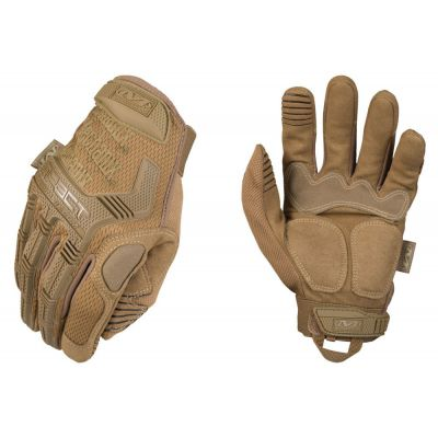 Gants d\'intervention M-Pact (Dark Earth) - Mechanix Wear
