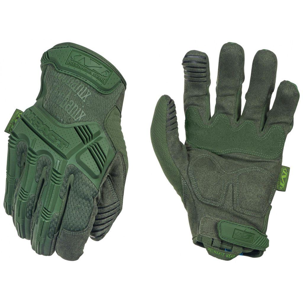 Gants d\'intervention M-Pact (Noir) - Mechanix Wear