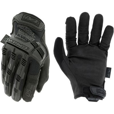 GANTS D\'INTERVENTION M-PACT T/S 0.5MM - NOIR [MECHANIX]