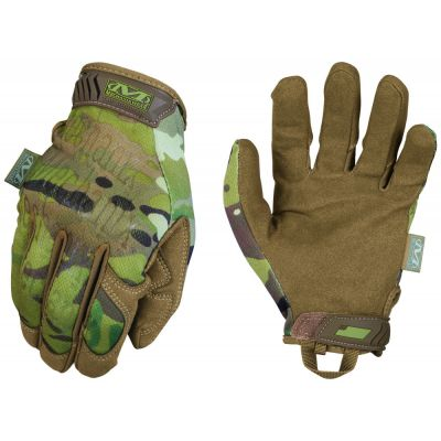 GANTS DE PALPATION ORIGINAL - MULTICAM - MECHANIX