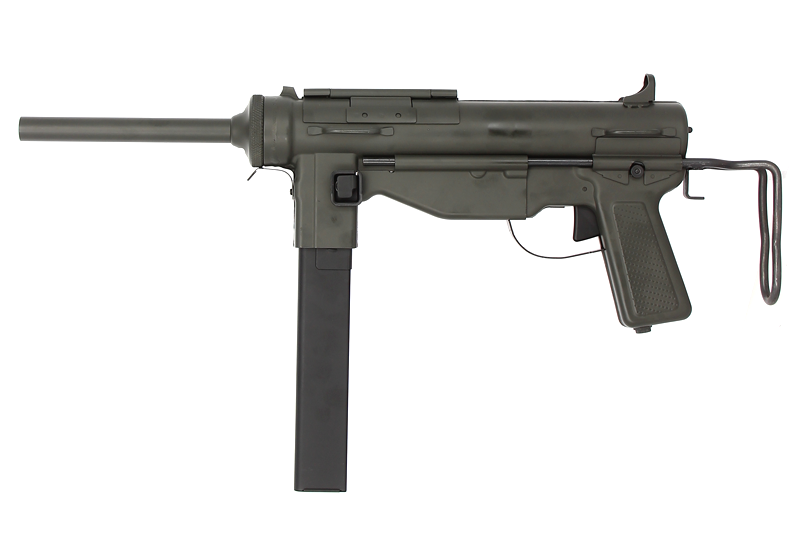 GREASE GUN M3A1 - PACK COMPLET [S&T]