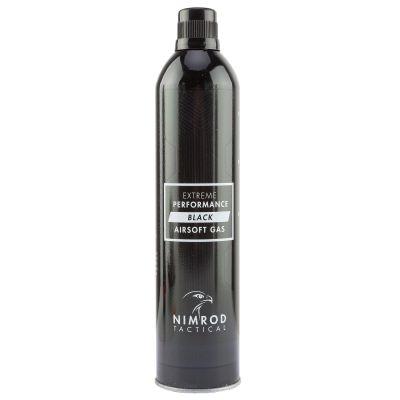 GREEN GAS EXTREME BLACK - 500ML - NIMROD
