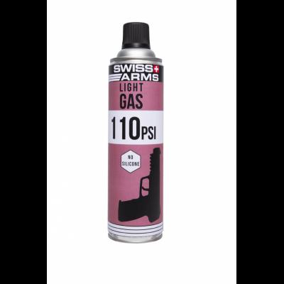GREEN GAS SEC LIGHT 110 PSI - SWISS ARMS