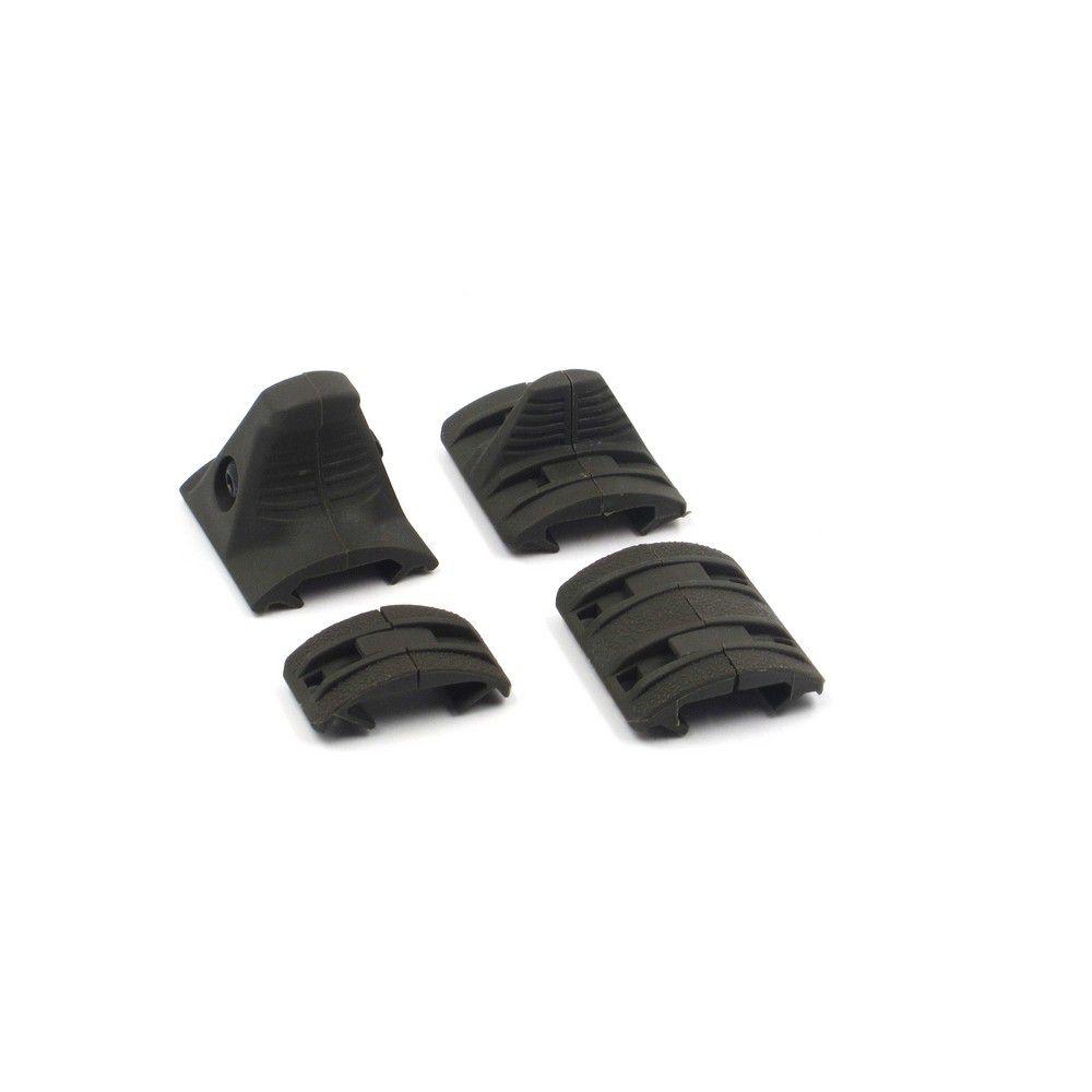 Hand stop covers (FTM) 2pcs Olive Drab - FMA
