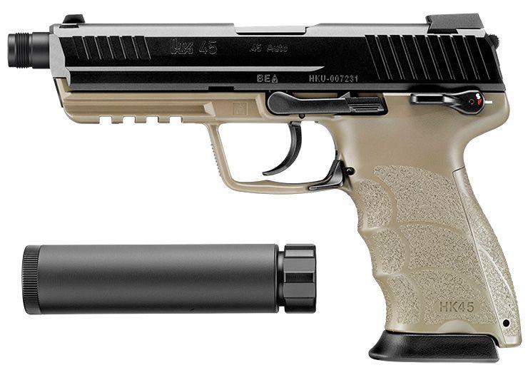 HK45 GBB TACTICAL [TOKYO MARUI]