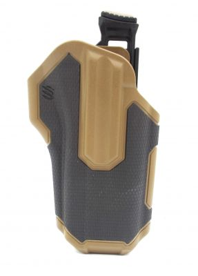 HOLSTER OMNIVORE® DROITIER COYOTE [BLACKHAWK!]