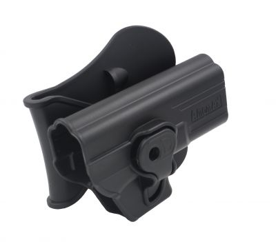HOLSTER RIGIDE - GLOCK TM, KJW, WE - AMOMAX