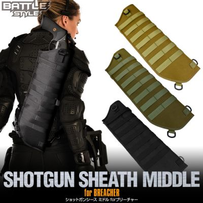 HOLSTERS BATTLE STYLE - BREACHER - LAYLAX
