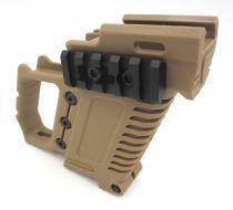 Kit (G-Kriss XI) Desert Glock Series - [SLONG AIRSOFT]
