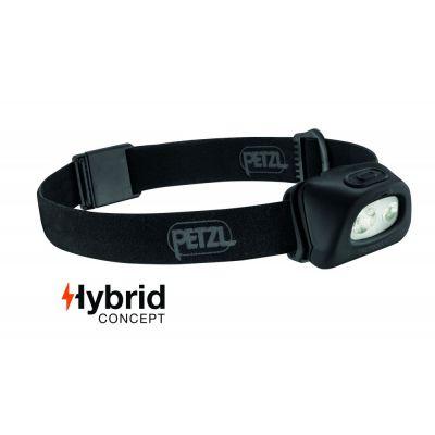 LAMPE FRONTALE HYBRID TACTIKKA + - PETZL