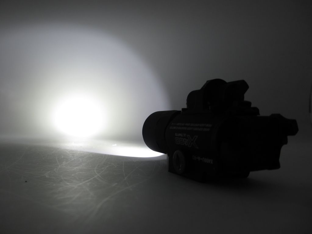 LAMPE/LASER TACTIQUE X400U [NIGHT EVOLUTION]