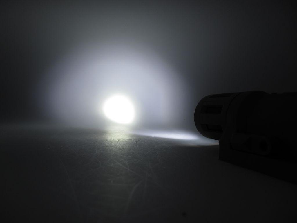 LAMPE TACTIQUE - STROBOSCOPE - NIGHT EVOLUTION
