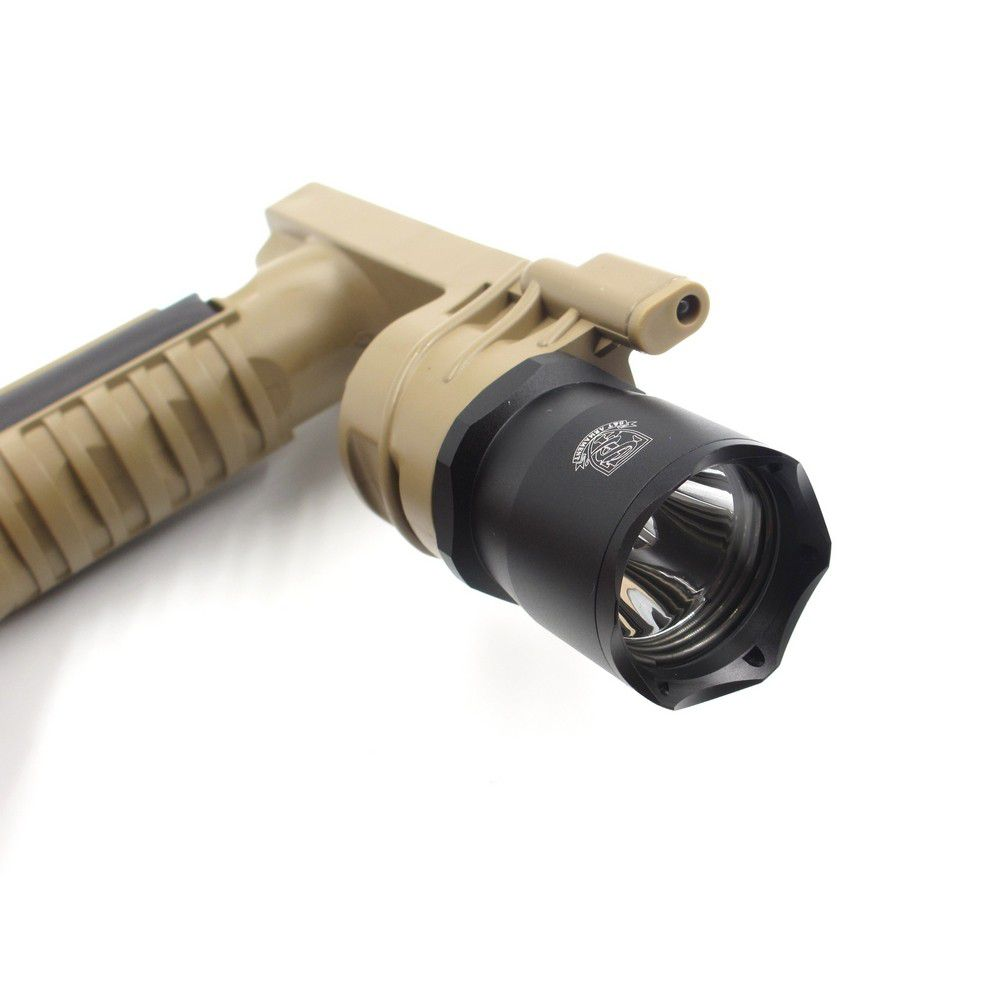 Lampe tactique (M910) (Dark Earth) - S&T Armament