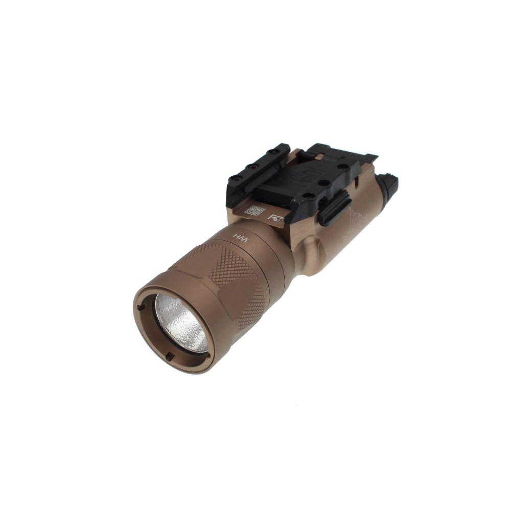 LAMPE TACTIQUE LED X300V - NIGHT EVOLUTION