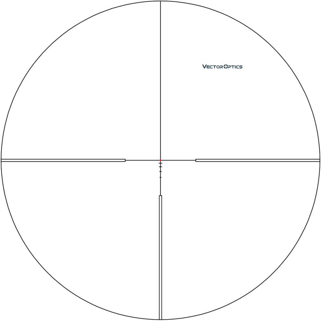 LUNETTE DE VISÉE 1-6X24 GRIMLOCK - GEN II - VECTOR OPTICS