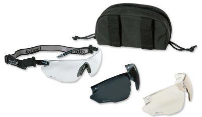 Lunettes de protection (Combat) - Bollé Tactical