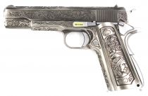 M1911 GBB - GREEN GAS - ETCHED [WE]