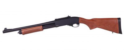 M870 WOOD - GREEN GAS - 3-6 BURST - GOLDEN EAGLE
