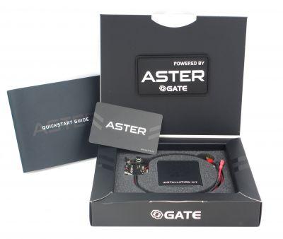 MOSFET ASTER - VERSION 2 - GATE