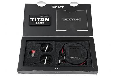 MOSFET TITAN V2 - NGRS - CABLAGE ARRIERE - COMPLET - GATE