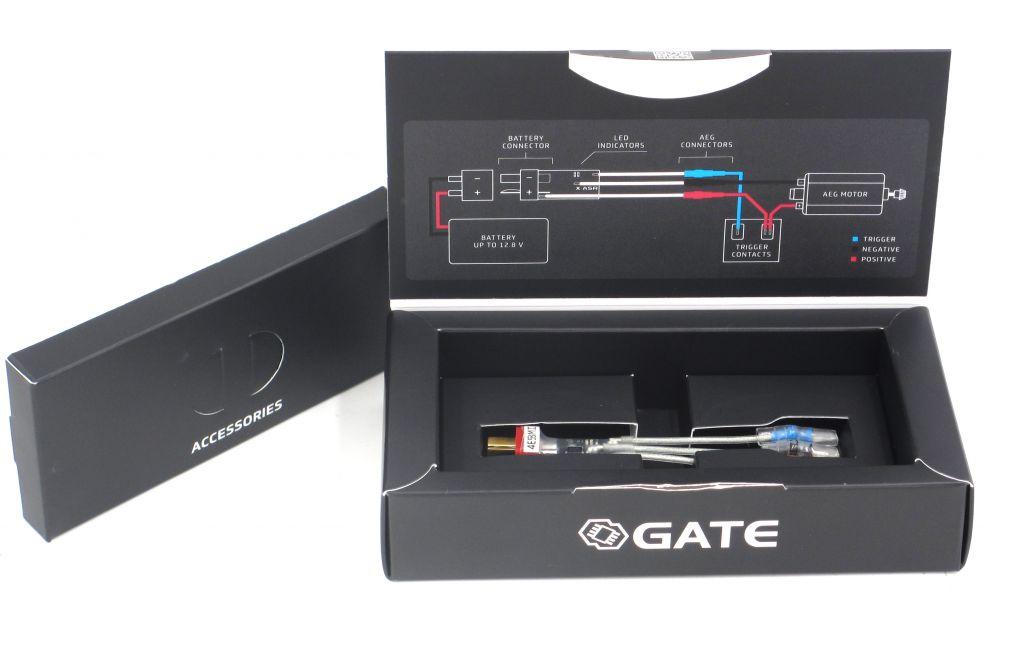 MOSFET X-ASR - GATE