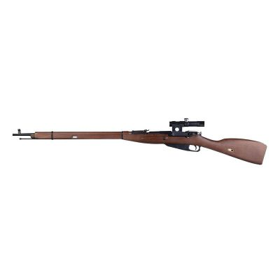 MOSIN NAGANT - REAL WOOD - SPRING - S&T