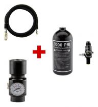 PACK COMPLET HPA 0.8L (EU) - AIRSOFT OPERATION