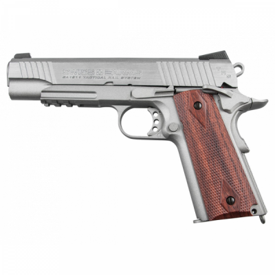 PACK REPLIQUE AIRGUN 1911 4.5MM CO2 BLOWBACK - CYBERGUN