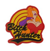 PATCH 3D - BITCH HUNTER - PVC - JTG